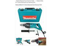 Brand new Makita Core Drill