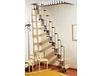 Arke Karina modular staircase.