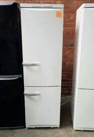 Miele White A+ Class Freestanding Fridge Freezer In Good Working Order
