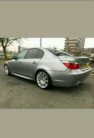 2006 56 BMW 535d M Sport - reduced