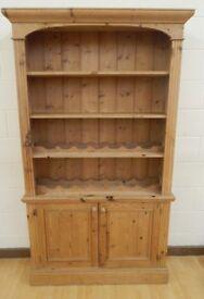 Old Farmhouse Solid Pine Dresser