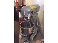 Planetary Dough Mixer 20Ltr Complete EU93