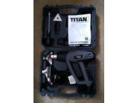 Titan 2000W heat gun