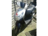 50cc moped perfect for lerner