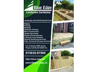 BLUE EDGE - LANDSCAPE GARDENING