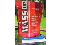 Activlab Mass Up 1200 g - one of the best budget gainer!!