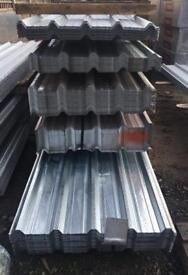 🛠 Galvanised Box Profile Roof Sheets ~ New
