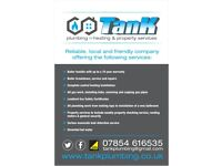 TanK Plumbing Heating & Property Services