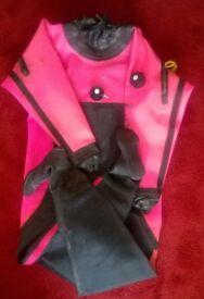 RoHo Dry suit