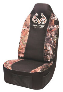 REALTREE AP UNIVERSAL SEAT COVER BUCKET SET OF 2  846571066263