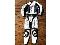 Dainese Ladies Yu Two Piece Leather Suit