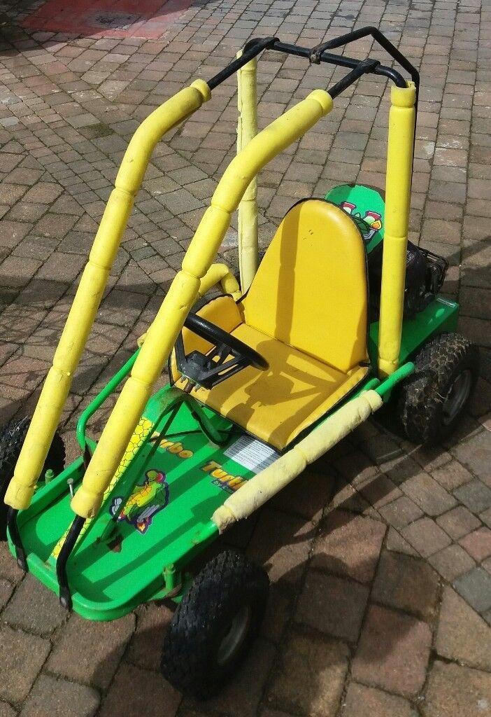 kids turbo turtle petrol go kart by carter in ballymena county