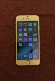Apple iPhone 6. (Vodafone|16GB|Silver)(Deliver+Post)