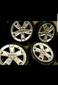 """17"""" Audi A3 Alloys"""