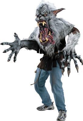 Creature Reacher Halloween Costumes (CREATURE REACHER Midnight Howl HALLOWEEN ADULT COSTUME Werewolf Monster)