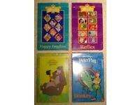 4 Packs Of 'Disney' Picture Card Games.