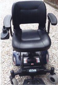 Mambo micro powerchair