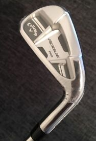 Callaway Rogue Pro Steel Irons (Stiff Shaft) - 4 Iron to Pitching Wedge