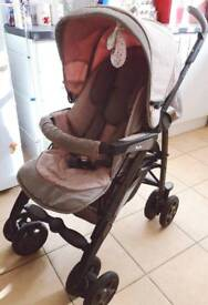 Silver Cross 3D Pram System and Accessories