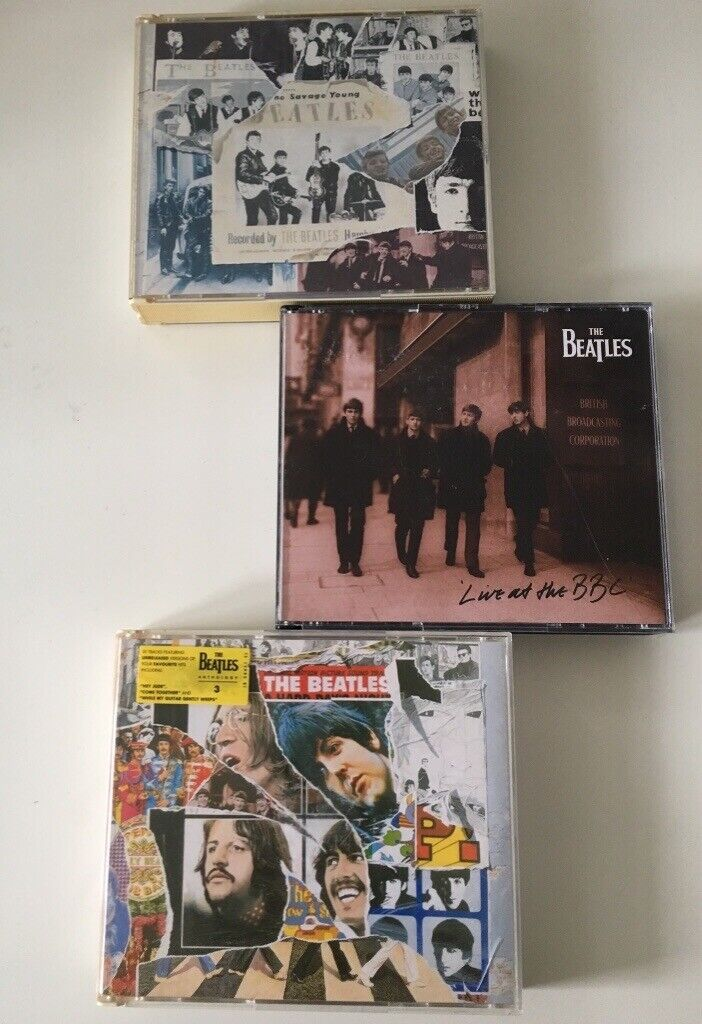 The Beatles Anthology 1 & 3 cd albums | in Stoke-on-Trent, Staffordshire |  Gumtree
