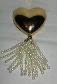 Estee Lauder Heart Solid Perfume Compact