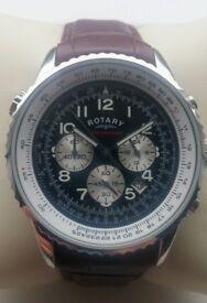 Rotary Watch. Worn Once £40
