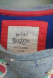 Mini Boden Girls Bird Sweatshirt 9-10 yrs
