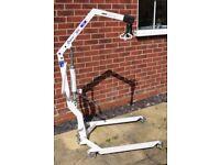Oxford mini Hydraulic Hoist 125