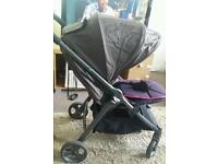 Mamas and papas armadillo big little stroller