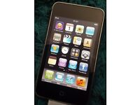 Slight Used Apple iPod touch 4th Generation Black (8GB) GOOD CONDITION, WORKING