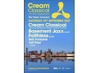 Cream classical festival
