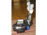 Watermill Single Impeller Shower Pump