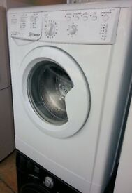 Indesi IWB71251 7kg load 1200 spin washing machine A+ energy rated