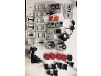 GoPro Hero2 3D kit With EXTRAS!!!!