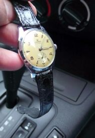 Vintage watch 1950s