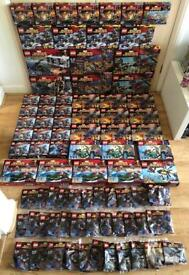 LEGO Marvel Superheroes Job Lot. Brand New Sealed Sets. Lego Spider-Man, Lego Avengers