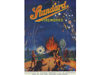 Old Fireworks Memorabilia Wanted