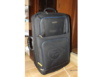 DUNLOP Wheeled suitcase used only ones, like brand new