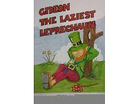 GIDEON THE LAZIEST LEPRECHAUN BY STACEY SACKETT