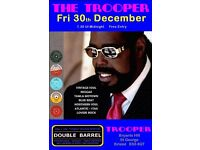 FRIDAY 30th DECEMBER - 60s 70s SOUL / REGGAE / MOTOWN / DISCO with DOUBLE BARREL - ST GEORGE