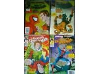 Job lot comics-Marvel and DC