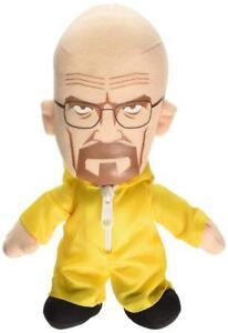 Breaking Bad Walter White in Yellow Hazmat Suit 8-Inch Plush