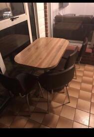 Vintage diner set