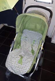 Mamas and papas stroller ((NO RAINCOVER))