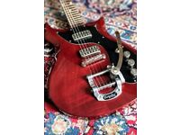 GRETSCH CORVETTE G5135 CVT GOOD CONDITION BIGSBY FILTERTRONS
