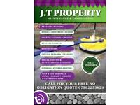 Property maintenance and landscaping