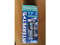 Interpet TF2 - Combined heater, filter and aerator