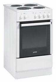 Brand New Electric Cooker - Gorenje E52108aw