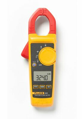 Fluke 324 Clamp Meters - Type Standard Style True Rms Yes