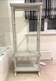 Heavy Duty Cloth Rail for Sale, In perfect condition. W64cm*D30cm*H174cm